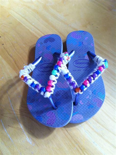 diy beaded flip flops 447 best images about diy flip flop sandals on