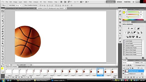 how to draw photoshop how to make an animation gif in photoshop cs5 or 6 hd