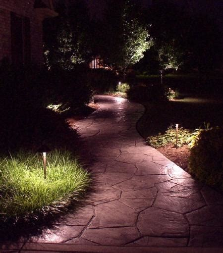 landscape path lighting atlanta landscape lighting