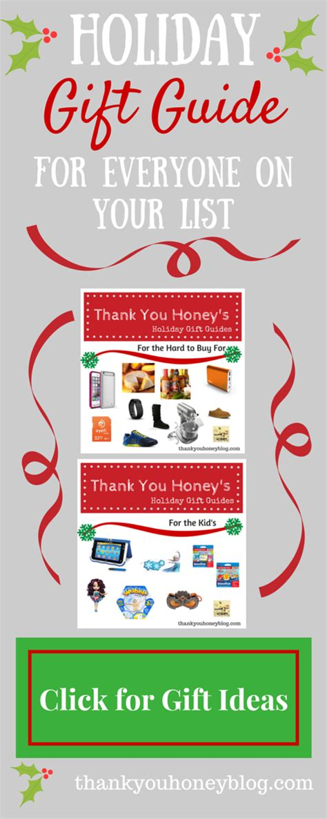 gift ideas for everyone gift ideas for everyone on your list thank you honey