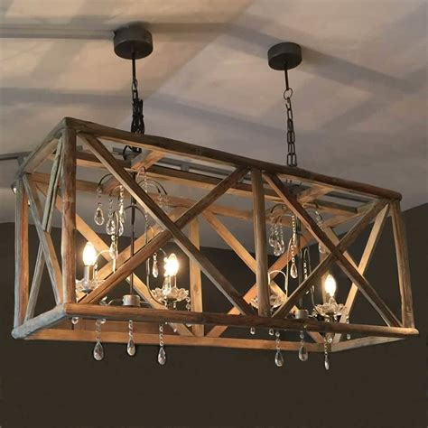 metal chandeliers large wooden chandelier with metal and wooden