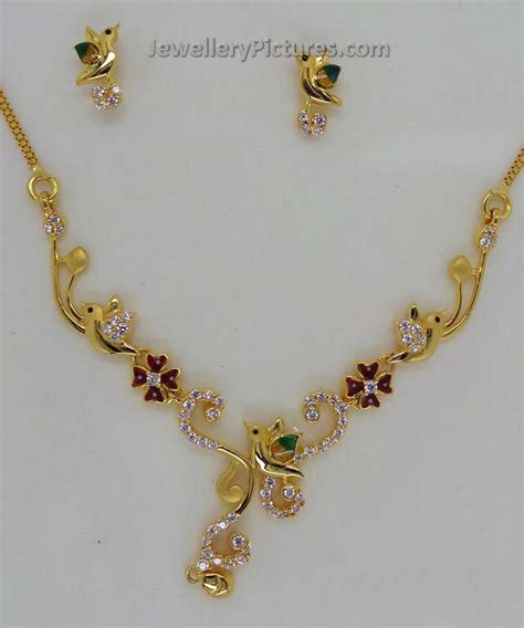 necklace designs baby gold necklace designs jewellery designs