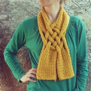 how to make a knit scarf knitting mimi