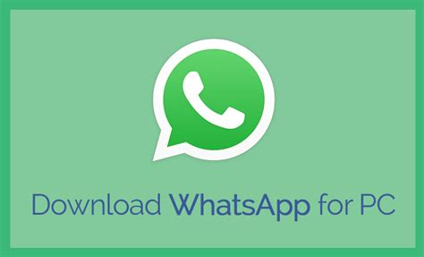 whatsapp for pc whatsapp for pc laptop windows 10 8 8 1
