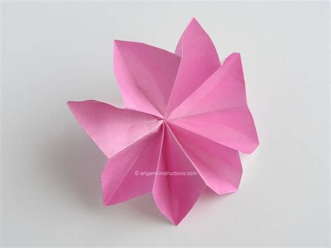 simple origami flowers easy origami flowers car interior design