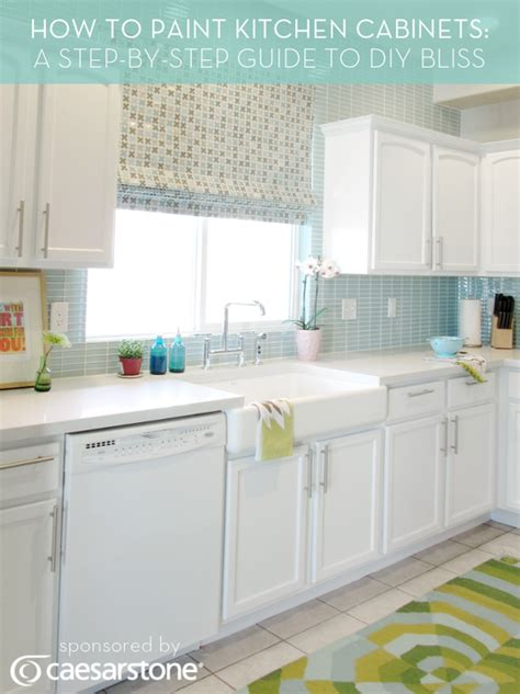 painting cabinets diy painted kitchen cabinets ideas quicua