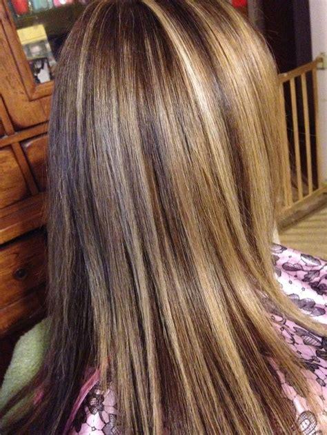 hair styles foil colours three color foil hair sara s hair creations pinterest