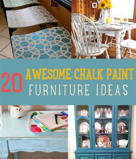 chalkboard paint national bookstore 20 awesome chalk paint furniture ideas diy ready