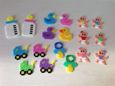 perler baby pin by schulze on sprites