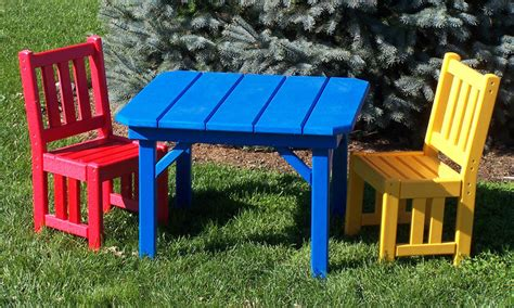 childrens outdoor furniture for your growth