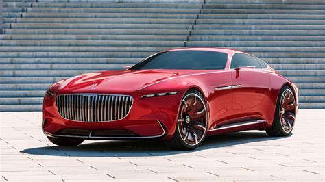 Car Wallpaper 2017 by 2017 Vision Mercedes Maybach 6 Wallpaper Hd Car
