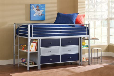 metal bunk bed with desk furniture great collection of metal bunk bed with desk