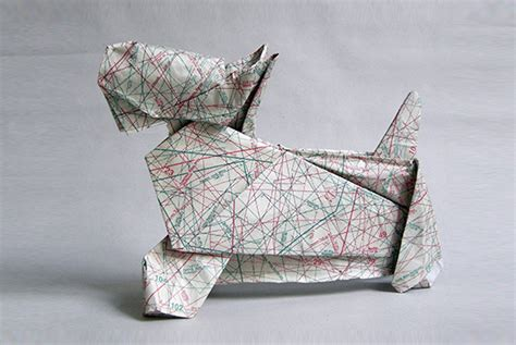 most popular origami amazing origami works by elke muche 1 design per day