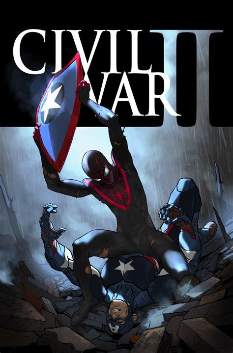 civil war ii marvel delays upcoming civil war ii comics ign