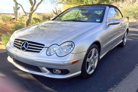 2005 Mercedes Clk500 by 2005 Mercedes Clk500 Convertible 185491