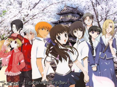 fruits basket fruits basket anime vlog