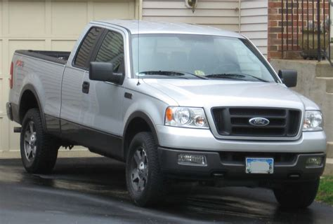 07 Ford F150 by File 04 07 Ford F 150 Fx4 Extended Jpg Wikimedia Commons