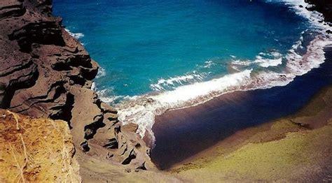 Punaluu Beach las playas m 225 s raras del mundo