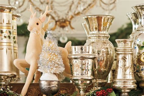 mercury glass decorations tips for buying mercury glass vintage