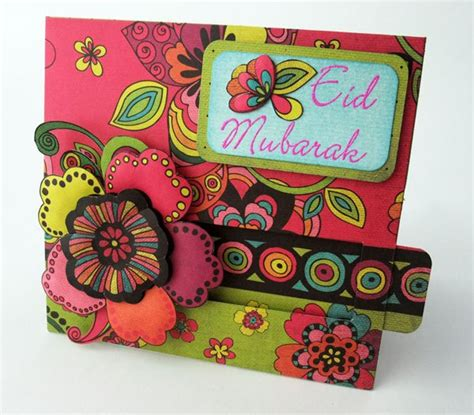 how to make eid cards at home card ideas for eid greetings creativecollections