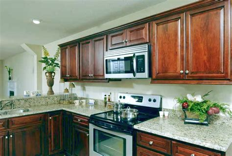 the randolph s a kitchen randolph walnut kitchen and vanity cabinets in stock