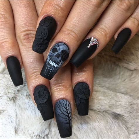 acrylic paint nail ideas best 20 acrylic nail designs ideas on
