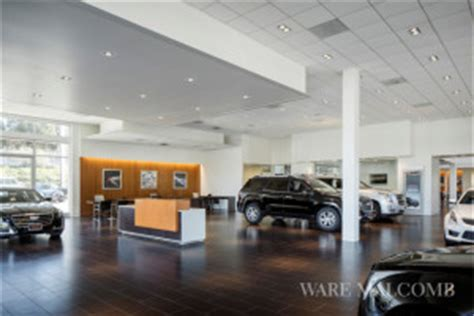 Allen Cadillac Service by Ware Malcomb Announces Completion Of Allen Hyundai And