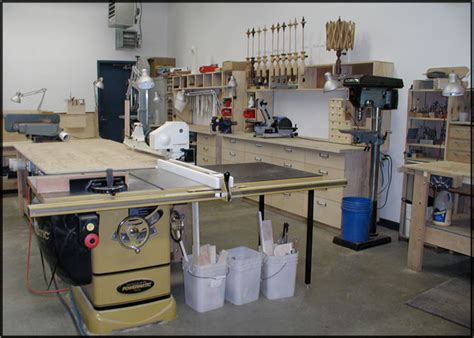 woodworking workshop designs and easy ways to design your own woodworking shop or