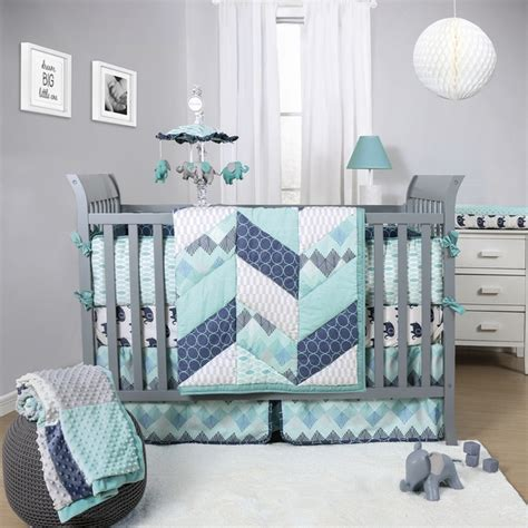 crib bedding for boys on sale crib bedding sets for boys baby 3 blue grey nursery