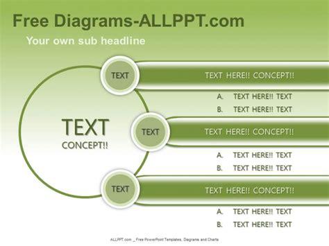 three agenda ppt diagram download free daily updates