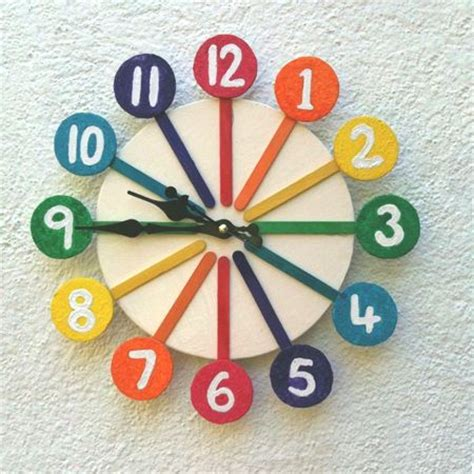 clock craft for 25 best ideas about clock craft on diy