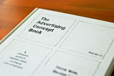 concept picture books the advertising concept book the designer s review of books