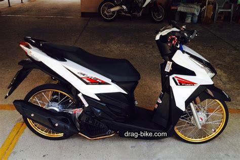 Modifikasi Matic Honda by Modifikasi Motor Matic Honda Vario Autos Post