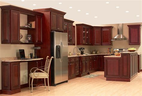 cherry kitchen cabinets cherry kitchen cabinets quicua