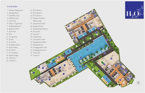 h2o residences floor plan h2o residences floor plan best free home design idea