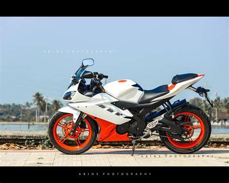 R15 V2 0 Modification by Yamaha Yzf R15 V2 Green Black Modification Modifiedx