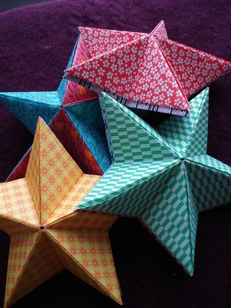 origami for decorations diy origami for ornaments cq