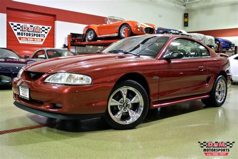 1997 Ford Mustang Gt by 1997 Ford Mustang Gt Stock M4665 For Sale Near Glen