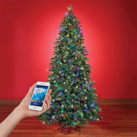 light show trees app controlled and light show tree the