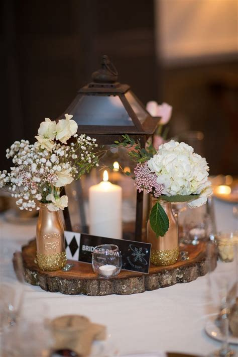 rustic table centerpieces 1000 ideas about rustic lantern centerpieces on