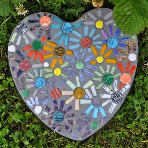 mosaic crafts for 10 garden mosaic projects diy craft projects