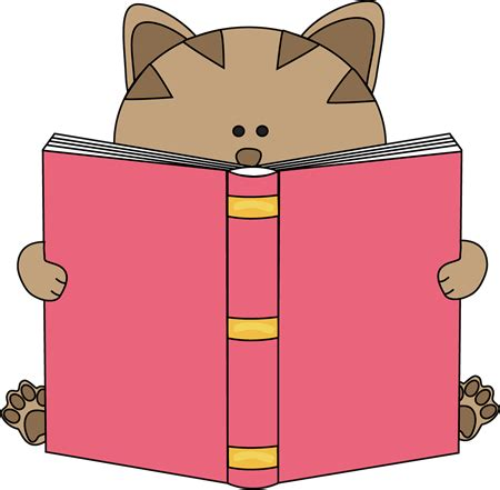clipart pictures of books reading clip reading images