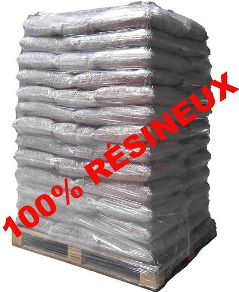 granul 233 s de bois en palette de 65 sacs de 15 kg