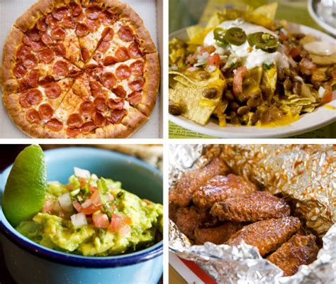 snack food poll best football snack food serious eats