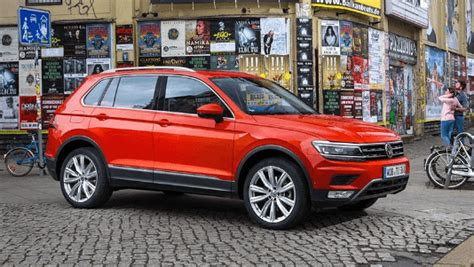 2017 Cars Worth Waiting For by 2017 Volkswagen Tiguan 25 Cars Worth Waiting For Autos Post