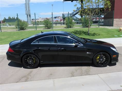 2007 Mercedes Cls63 Amg by 2007 Mercedes Cls63 State Classics