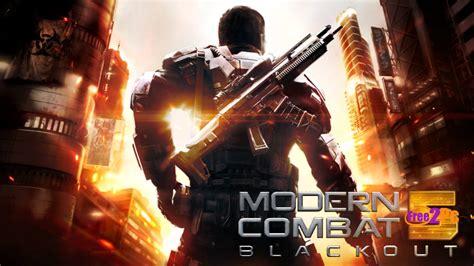 modern combat 5 apk data free version