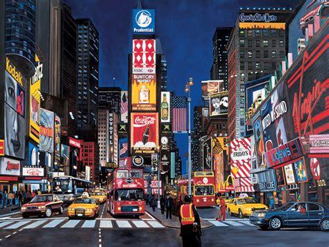 times square reborn new york time square