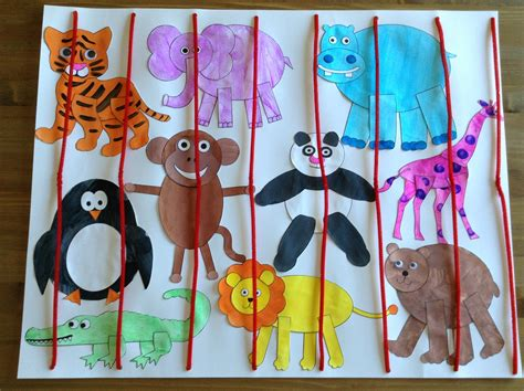 zoo animal crafts for pin by colleen feeney on zoo