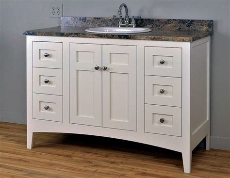bathroom vanities shaker style shaker mission style bathroom vanity cabinet cabinet only